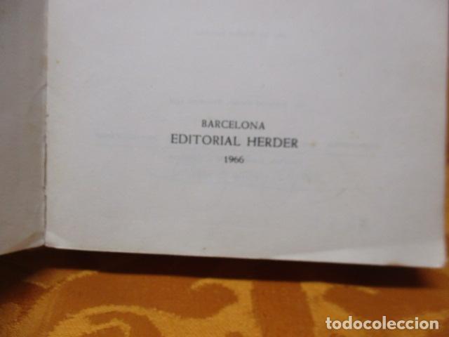 Libros de segunda mano: CARTAS DE DICODEMO - JAN DOBRACZYNSKI - HERDER - Foto 10 - 235216000