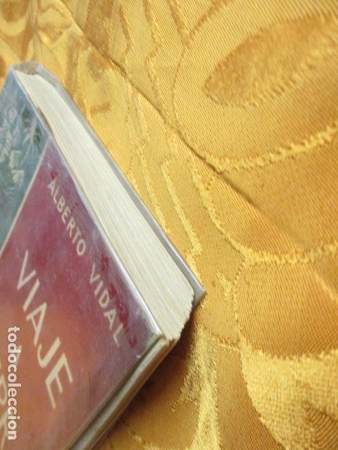 Libros de segunda mano: VIAJE A TIERRA SANTA - ALBERTO VIDAL - Foto 3 - 235217220