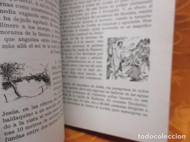 Libros de segunda mano: VIAJE A TIERRA SANTA - ALBERTO VIDAL - Foto 12 - 235217220