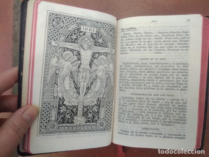Libros de segunda mano: Antiguo libro el caballero cristiano, 1956 - Foto 3 - 235282825