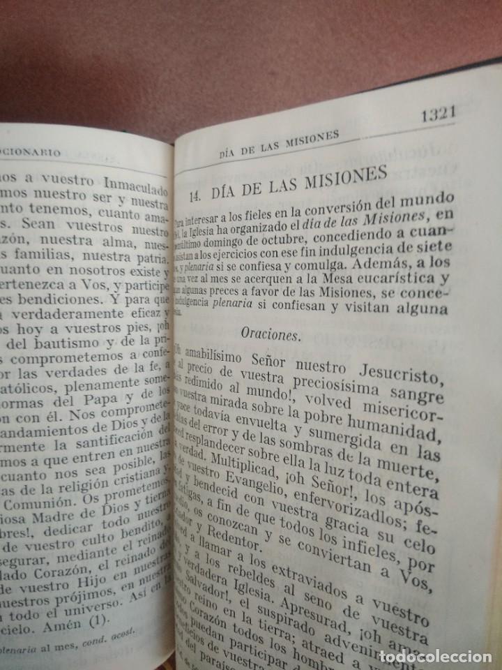 Libros de segunda mano: Antiguo misal p. antoñana misal romano diario - Foto 8 - 235284275