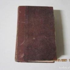 Libros de segunda mano: AÑO CRISTIANO TOMO CON LOS DOCE MESES DEL AÑOFR.P.DE M.M.CAP EDITORIAL JOSE VILAMALA. Lote 235600070