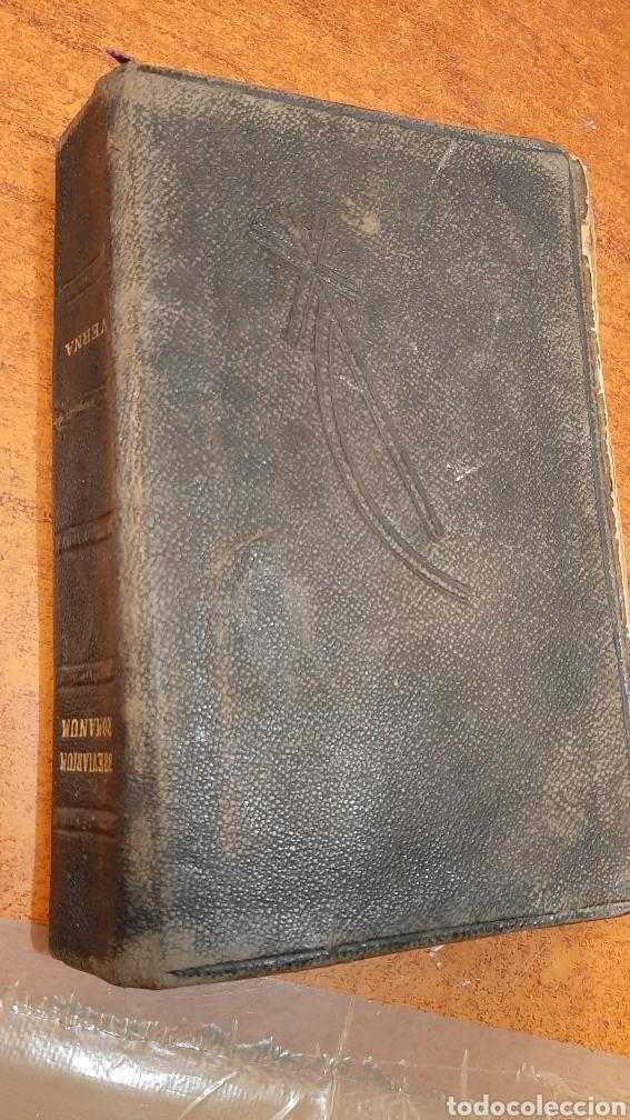 Libros de segunda mano: BREVIARIUM ROMANUN PARS VERNA RELIGIOSO FILATELIA COLISEVM LIBRERIA ANTIGÜEDADES - Foto 2 - 235727205