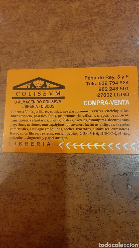 Libros de segunda mano: BREVIARIUM ROMANUN PARS VERNA RELIGIOSO FILATELIA COLISEVM LIBRERIA ANTIGÜEDADES - Foto 3 - 235727205