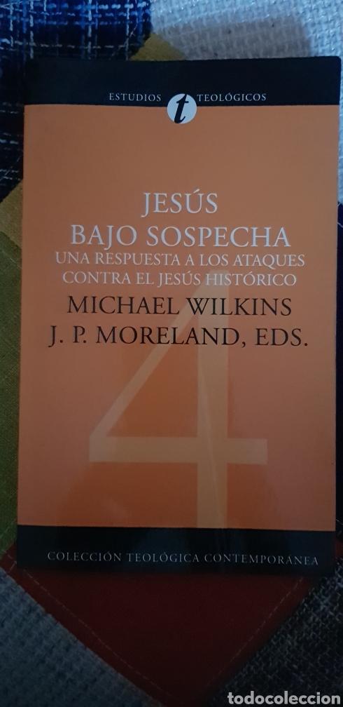 LIBRO JESÚS BAJO SOSPECHA. UNA RESPUESTA CONTRA EL JESÚS HISTÓRICO (Libros de Segunda Mano - Religión)