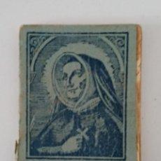 Libros de segunda mano: LIBRITO PENSAMIENTOS Y MÁXIMAS DE SANTA MAGDALENA SOFÍA. 1941. Lote 236516550
