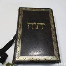 Libros de segunda mano: SAGRADA BIBLIA W5257. Lote 236543040
