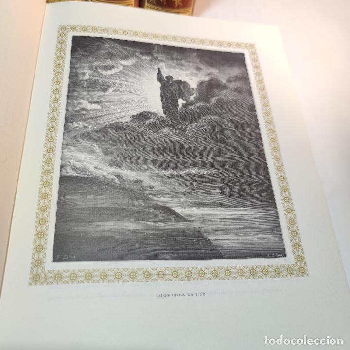 Libros de segunda mano: El antiguo y nuevo testamento. Traducido de la Vulgata por D. Feliz Torres Amat. Ed. Bibliófilos. - Foto 8 - 236549235