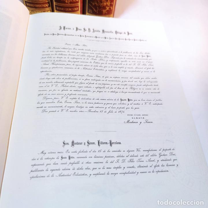Libros de segunda mano: El antiguo y nuevo testamento. Traducido de la Vulgata por D. Feliz Torres Amat. Ed. Bibliófilos. - Foto 9 - 236549235