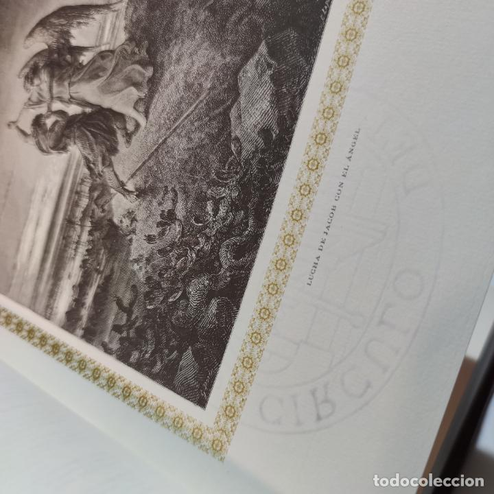 Libros de segunda mano: El antiguo y nuevo testamento. Traducido de la Vulgata por D. Feliz Torres Amat. Ed. Bibliófilos. - Foto 13 - 236549235
