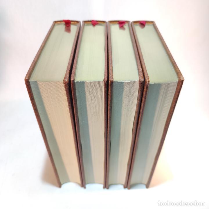 Libros de segunda mano: El antiguo y nuevo testamento. Traducido de la Vulgata por D. Feliz Torres Amat. Ed. Bibliófilos. - Foto 16 - 236549235