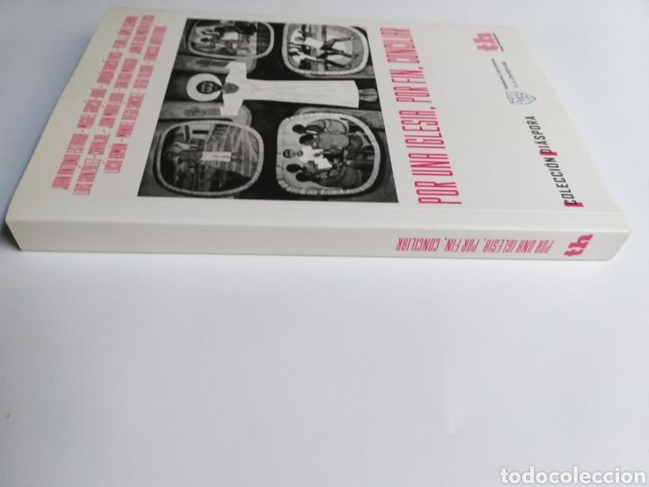 Libros de segunda mano: Por una iglesia por fin conciliar - Foto 3 - 236599920