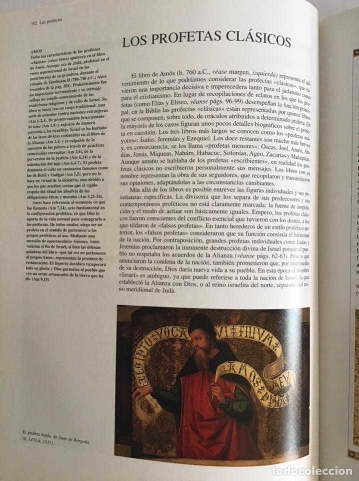 Libros de segunda mano: GUIA ILUSTRADA DE LA BIBLIA / J. R. PORTER / DEBATE-CÍRCULO DE LECTORES - Foto 7 - 236618950
