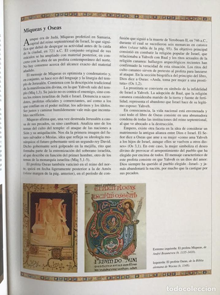 Libros de segunda mano: GUIA ILUSTRADA DE LA BIBLIA / J. R. PORTER / DEBATE-CÍRCULO DE LECTORES - Foto 8 - 236618950
