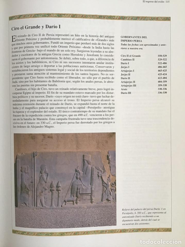 Libros de segunda mano: GUIA ILUSTRADA DE LA BIBLIA / J. R. PORTER / DEBATE-CÍRCULO DE LECTORES - Foto 9 - 236618950