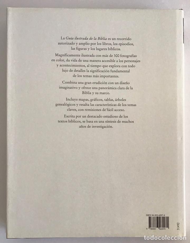 Libros de segunda mano: GUIA ILUSTRADA DE LA BIBLIA / J. R. PORTER / DEBATE-CÍRCULO DE LECTORES - Foto 12 - 236618950