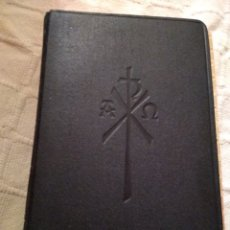 Libros de segunda mano: MISAL DIARIO P. L. RIBERA. EDICIÓN 1959. Lote 236634690