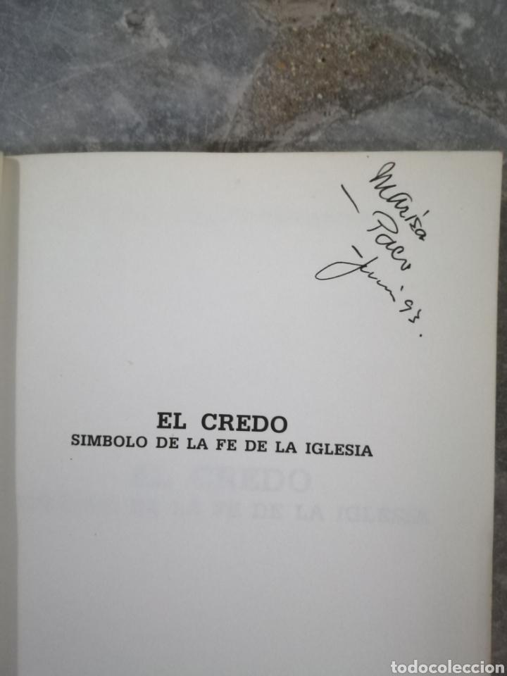Libros de segunda mano: El credo símbolo de la fe de la iglesia - Foto 2 - 237023415