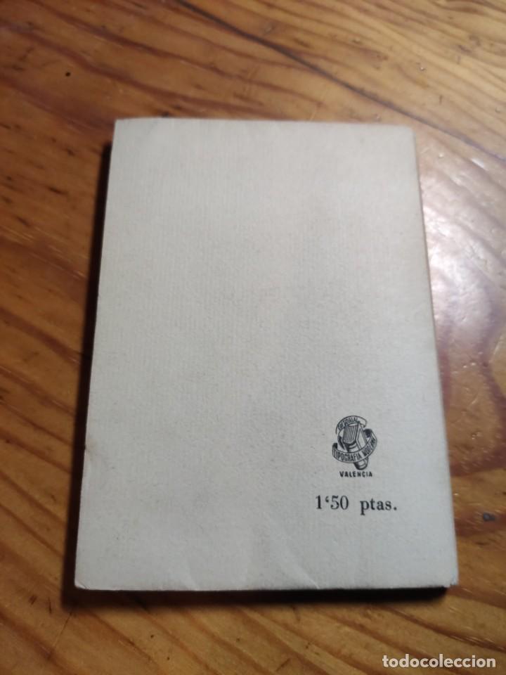 Libros de segunda mano: SANTA TERESA. POESIAS. EDITORIAL TIPOGRAFIA MODERNA. - Foto 5 - 237024970