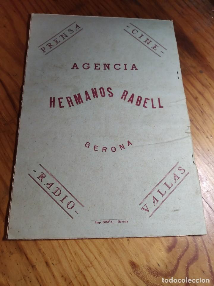 Libros de segunda mano: IRCULAR DEL CONSEJO DIOCESANO DE LOS JÓVENES DE ACCIÓN CATÓLICA Nº 71 - GERONA AÑO 1949 - Foto 6 - 237025250