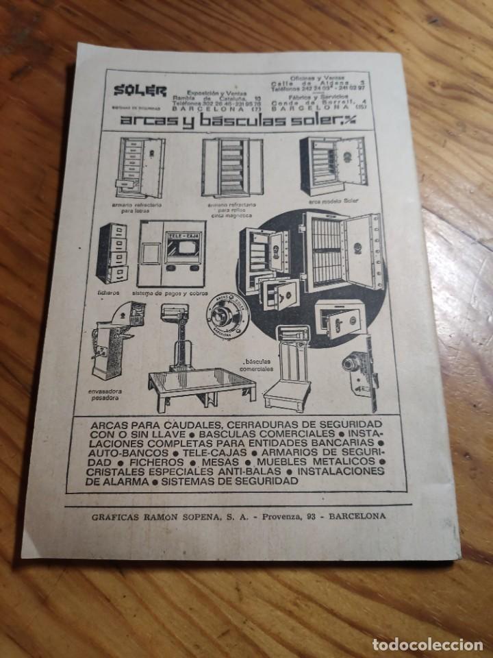 Libros de segunda mano: CALENDARIO - RELIGIOSO ASTRONOMICO Y LITERARIO - AÑO 1981 - Foto 6 - 237025390