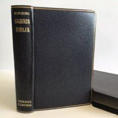 Livros em segunda mão: SAGRADA BIBLIA NÁCAR-COLUNGA / BIBLIOTECA DE AUTORES CRISTIANOS 1963. Lote 238625585