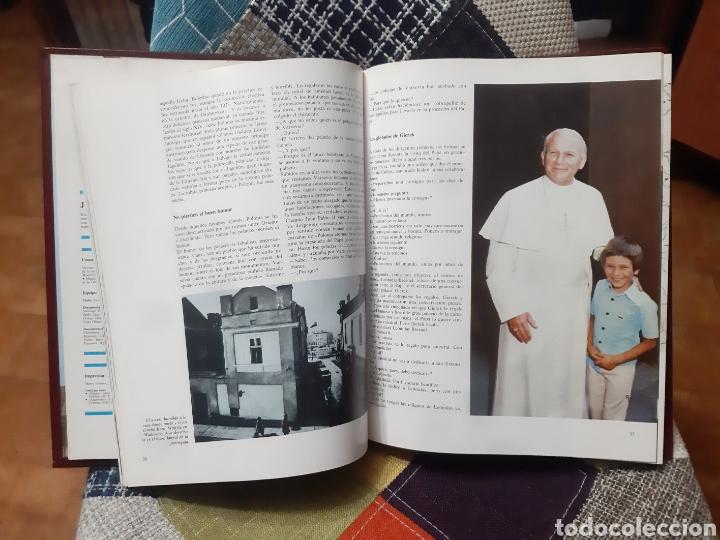 Libros de segunda mano: 3 Libros Juan Pablo II y nuestro tiempo (Tomos I, II y III) - Foto 5 - 238675365