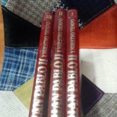 Libros de segunda mano: 3 LIBROS JUAN PABLO II Y NUESTRO TIEMPO (TOMOS I, II Y III). Lote 238675365