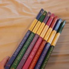 Libros de segunda mano: 7 LIBROS OBRA COMPLETA LAS RELIGIONES, ¿QUÉ SON?. Lote 239847050