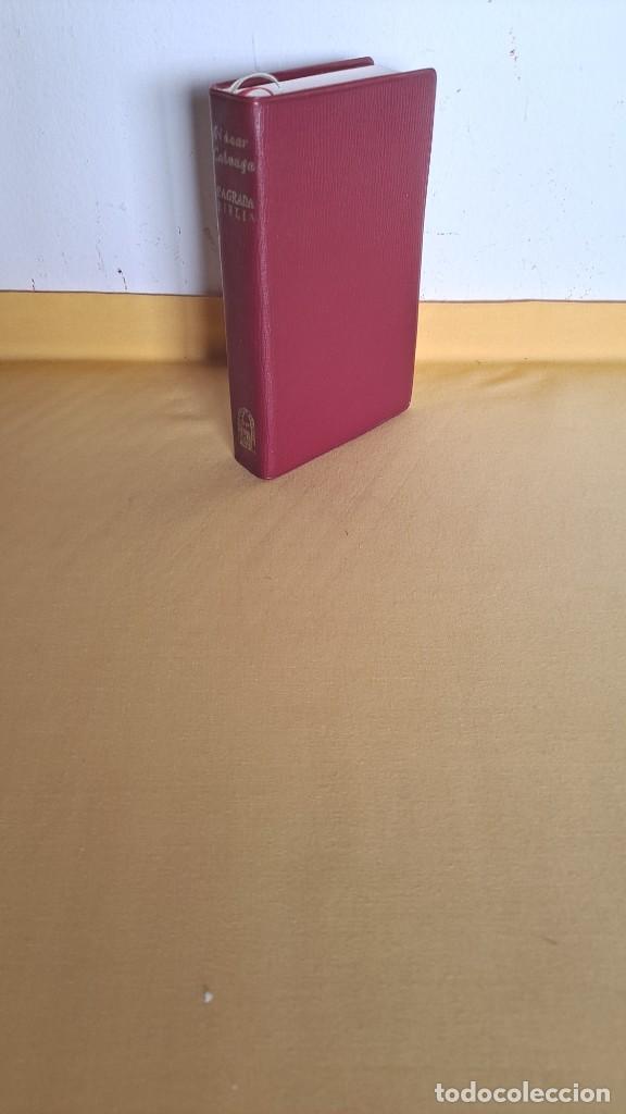 ELOINO NACAR FUSTER Y ALBERTO COLUNGA CUETO - SAGRADA BIBLIA, CUARTA EDICION 1968 (Libros de Segunda Mano - Religión)