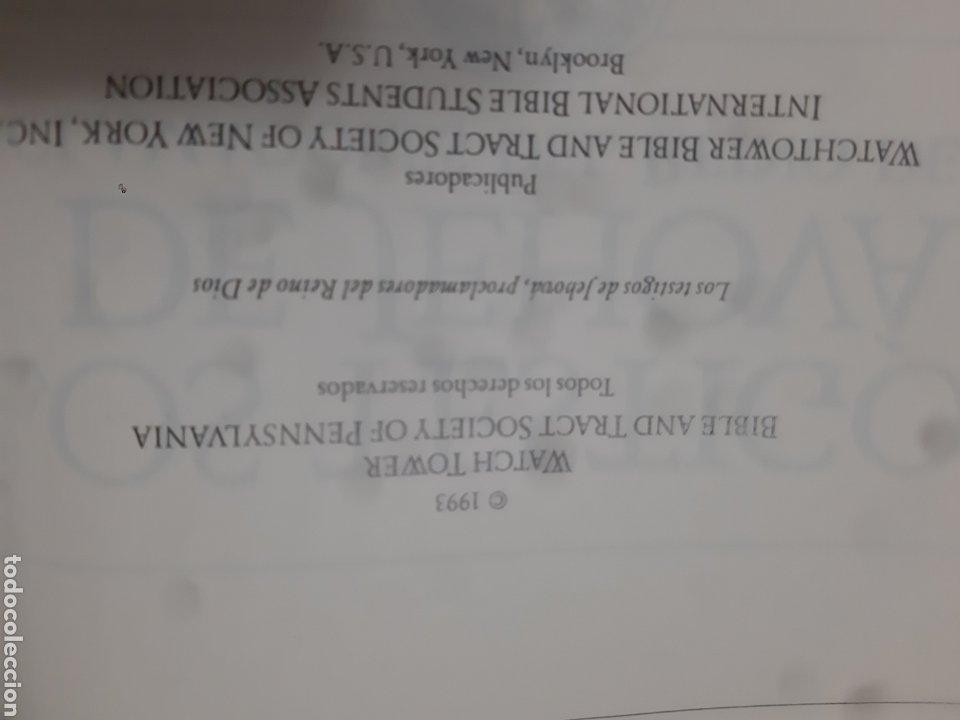 Libros de segunda mano: Libro Los Testigos de Jehova (Proclamadores del Reino de Dios) - Foto 3 - 239910795