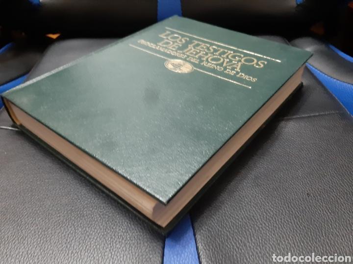 Libros de segunda mano: Libro Los Testigos de Jehova (Proclamadores del Reino de Dios) - Foto 5 - 239910795