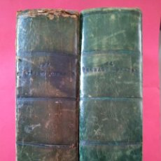 Libros de segunda mano: EL SAGRADO CORAZÓN - DOS TOMOS CON CROMOLITOGRAFÍAS-CONDE DE SALAZAR. Lote 242308605