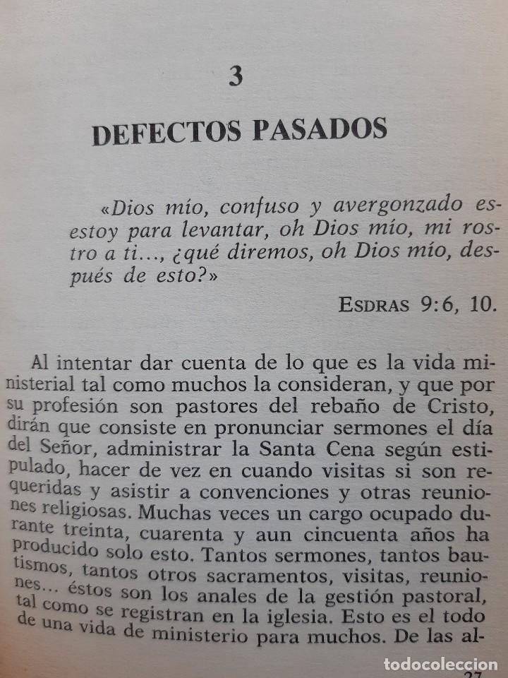 Libros de segunda mano: CONSEJO A LOS GANADORES DE ALMAS Horatius Bonar Clie 1982 EVANGELICO EVANGELISMO - Foto 12 - 243311785