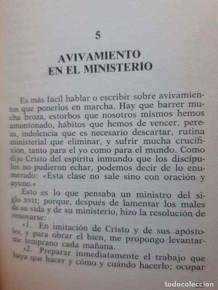 Libros de segunda mano: CONSEJO A LOS GANADORES DE ALMAS Horatius Bonar Clie 1982 EVANGELICO EVANGELISMO - Foto 14 - 243311785
