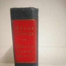 Libros de segunda mano: NUEVO TESTAMENTO (NACAR COLUNGA) 11ª EDICIÓN 1966. Lote 243830090
