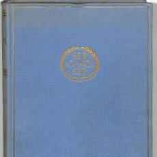 Libros de segunda mano: VIDA DE PIO BAROJA EL HOMBRE Y EL NOVELISTA - MIGUEL PEREZ FERRERO - EDICIONES DESTINO. Lote 244466030