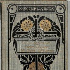 Libros de segunda mano: CARTAS Y ÈXTASIS DE LA SIERVA D DIOS GEMA GALGANI - JOAQUIN VILA - HEREDEROS DE JUAN GILI. Lote 244466070
