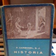 Libros de segunda mano: HISTORIA DE SANTA TERESITA DEL NIÑO JESÚS CONTADA A LOS NIÑOS. Lote 244469215
