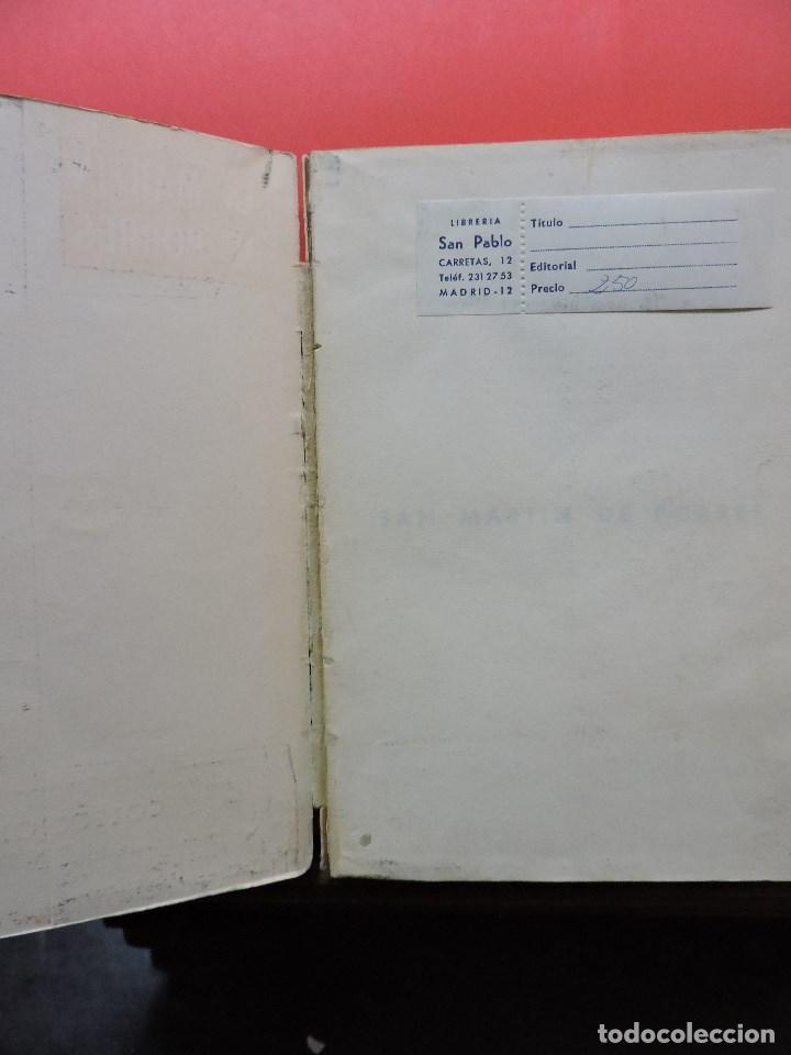 Libros de segunda mano: San Martín de Porres. VELASCO, Salvador. Editorial OPE Colección 3 - Foto 2 - 244510910