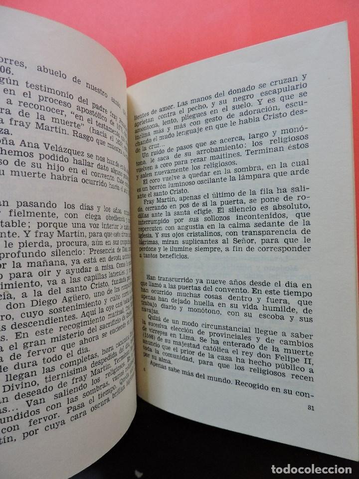 Libros de segunda mano: San Martín de Porres. VELASCO, Salvador. Editorial OPE Colección 3 - Foto 3 - 244510910