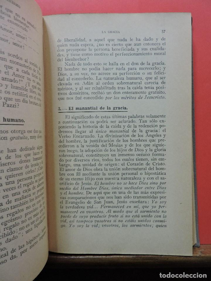 Libros de segunda mano: Silabario del Cristianismo. OLIGIATI, Francisco. 2ª Ed. Editor Luis Gili 1940 - Foto 2 - 244516225