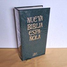Libros de segunda mano: J.ALONSO SCHOKEL Y JUAN MATEOS - NUEVA BIBLIA ESPAÑOLA - EDICIONES CRISTIANDAD 1975. Lote 244967255