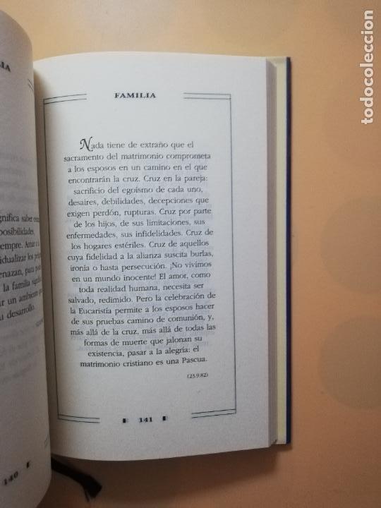 Libros de segunda mano: ORACIONES PARA LA ESPERANZA. JUAN PABLO II. EDICIONES MARTINEZ ROCA. 1998. PAG. 280. - Foto 5 - 245393230