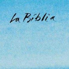Libros de segunda mano: LA BÍBLIA - IDIOMA CATALÁN. Lote 245447605