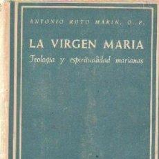Libros de segunda mano: OBRAS COMPLETAS DE SANTA TERESA DE JESUS. ROYO MARIN, ANTONIO. A-RE-1470. Lote 245978080