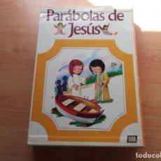 Libros de segunda mano: LIBROS PARÁBOLAS DE JESÚS PARA NIÑOS.. Lote 246168645