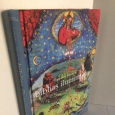 Libros de segunda mano: ESPLENDOR Y LUJO DE LAS BIBLIAS ILUMINADAS. TASCHEN. ANDREAS FINGERNAGEL. CHRISTIAN GASTGEBER.. Lote 250287095