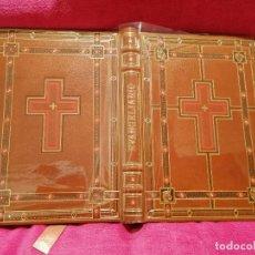 Libros de segunda mano: EVANGELIARIO DE LUJO. Lote 251027555