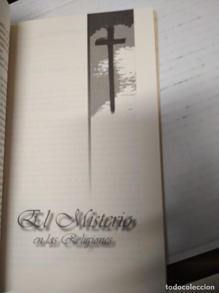 Libros de segunda mano: Jesucristo misterio y proyecto. Sebastián Berdonces Lara. - Foto 6 - 251922495